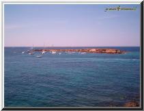 Gallipoli Lecce Italy - isola sant andrea scoglio campo 3.jpg