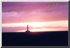 Gallipoli Lecce Italy - isola sant andrea scoglio tramonto.jpg