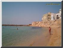 Gallipoli Lecce Italy - spiaggia chiesa purità 3.jpg